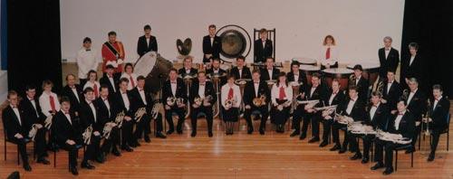 St Kilda Brass 1992.