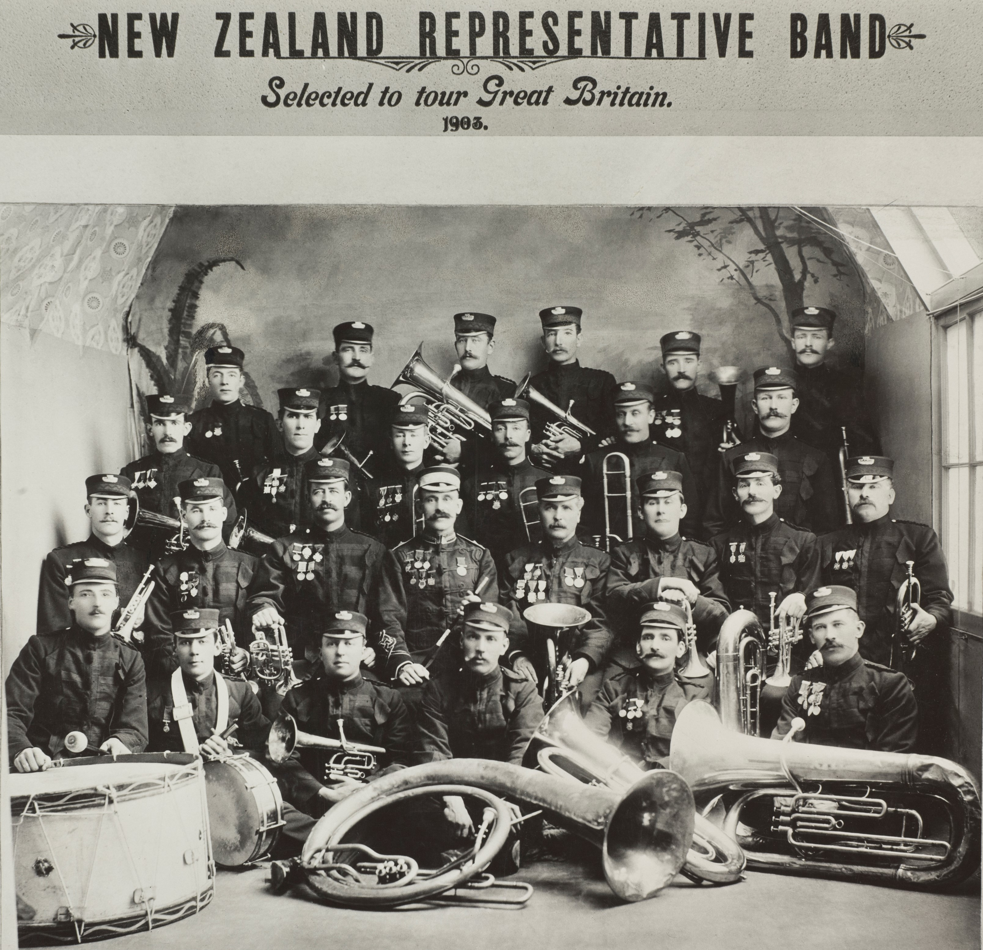 History collecting – St Kilda Brass