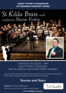 Caversham Concert Poster